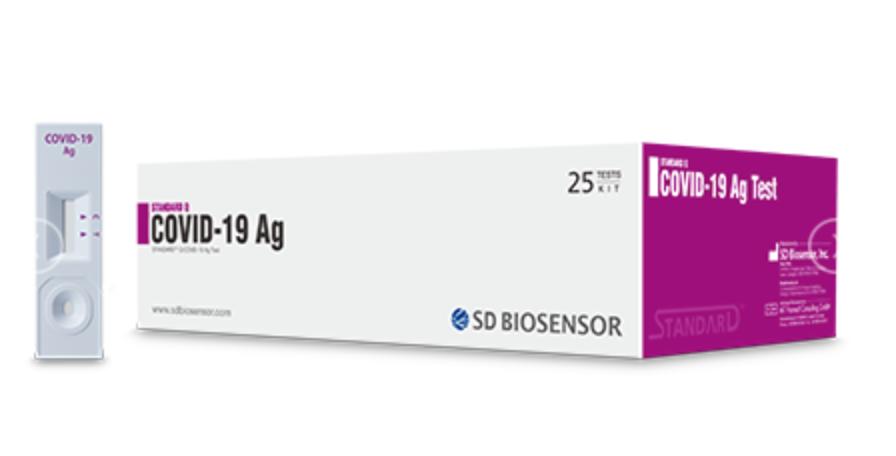 Standard-Q COVID-19 Antigen Test